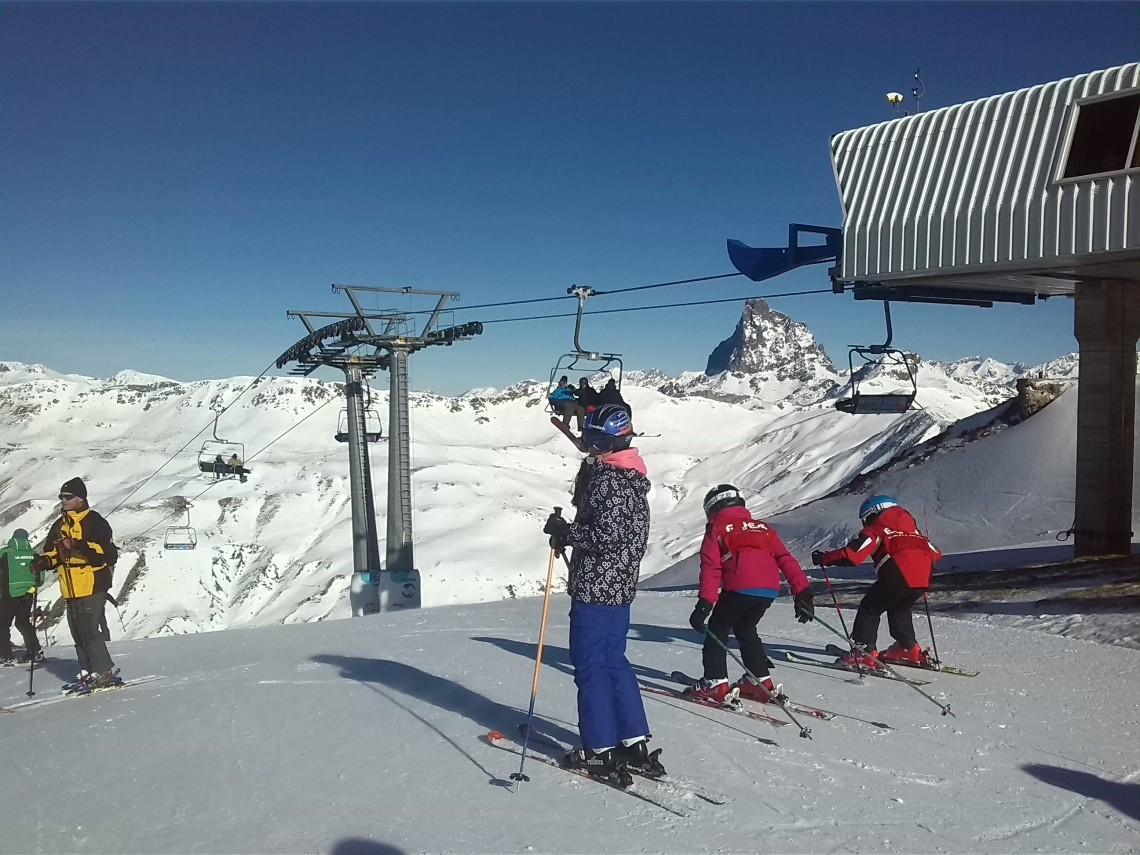 foto esquí astun